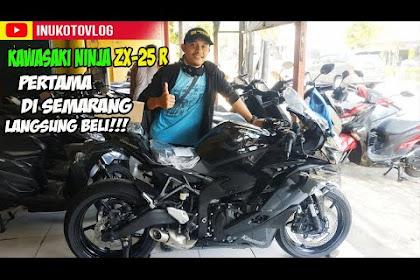 Harga Kawasaki Ninja ZX-25R OTR Semarang Terbaru