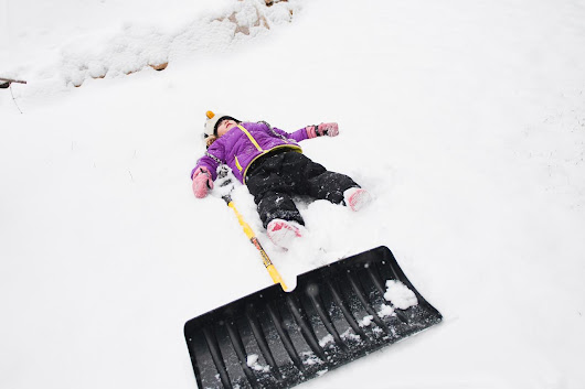 3 Brilliant Hacks to Make Snow Shoveling Less Miserable