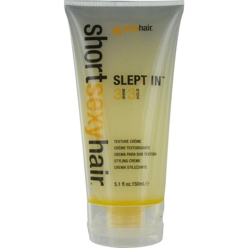 Cheap Short Sexy Hair Slept In Styling Creme by Sexy Hair, 5.1 Ounce