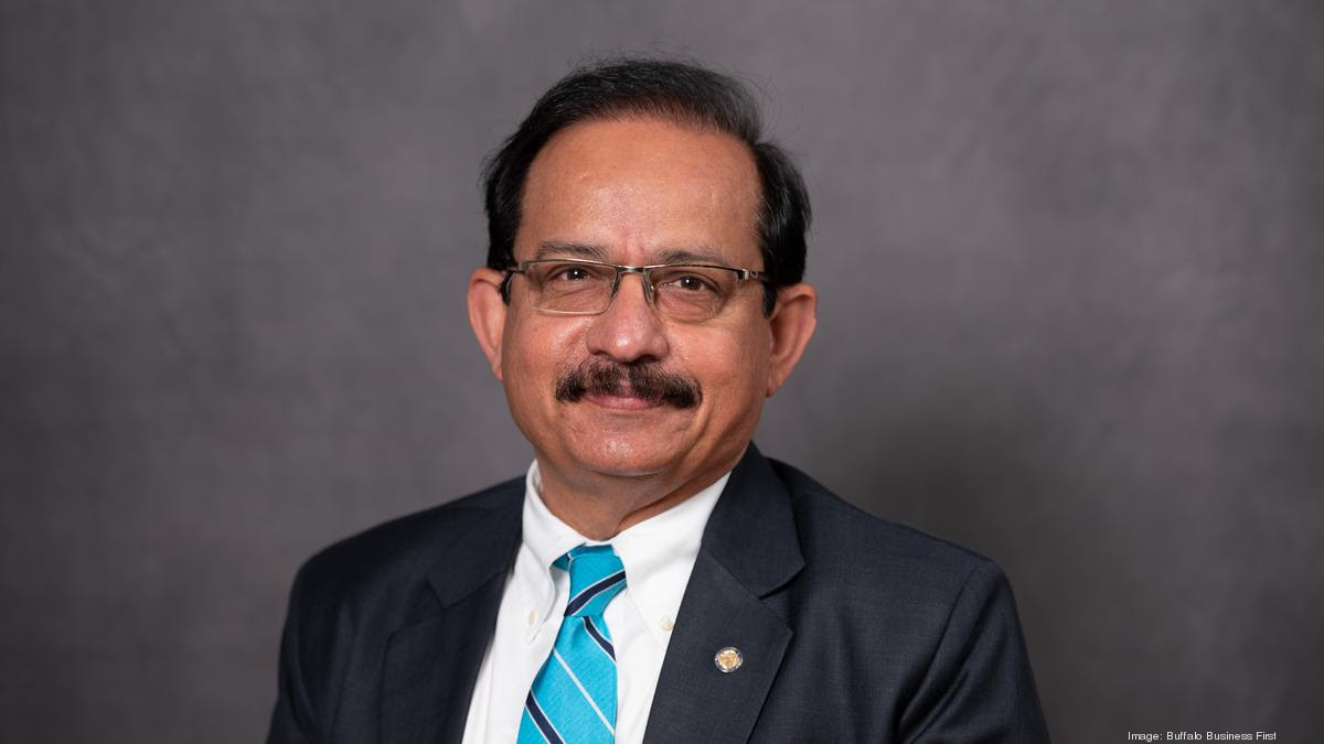 Buffalo Business First's Excellence in Health Care: Sanjay Chadha, UBMD Internal Medicine - Buffalo Business First