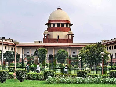 File image of Supreme Court of India. Reuters
