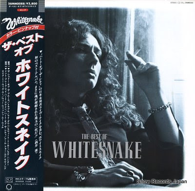 WHITESNAKE best of whitesnake, the