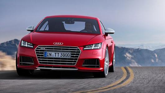 The New Audi TT Is Officially Available Now! | Autos Tribe