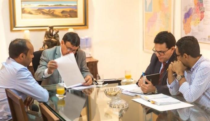 PIAUÍ: Governo promete retomar obras da estrada Rio Grande - Pavussu