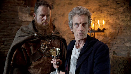 Doctor Who: An Interview with Daniel Hoffmann-Gill