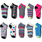 Modern Heritage Womens Socks 10 Pack Gray One Size
