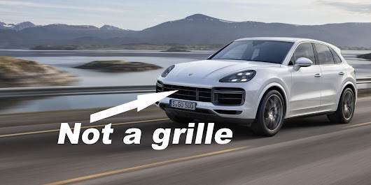 Here's Why No Porsche Has Ever Had a Grille
