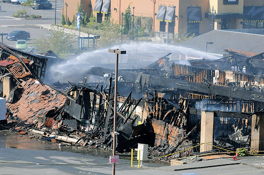 Investigators unable to determine cause of Center Plaza fire | Federal Way Mirror