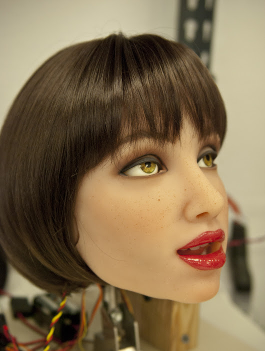 Sex Robots Are Coming, and They're Not as Skeevy as You Think