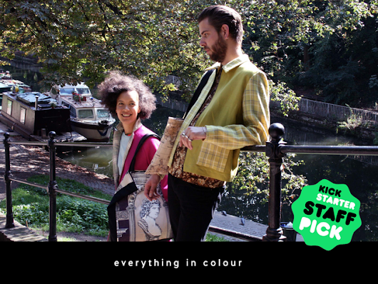 everything in colour by grace clark and anna crawley — Kickstarter