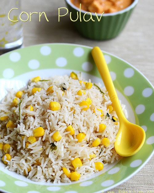 corn+pulav+recipe