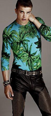 Versace para a H & M