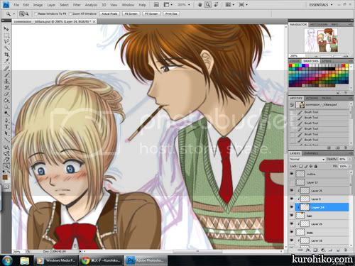 work in progress 2012.05.05 - pocky?