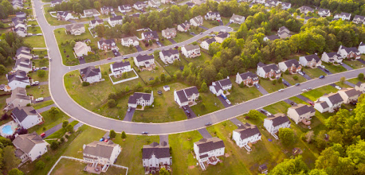 The Pull of the Neighborhood — Four Ways to Keep Your Financial Footing