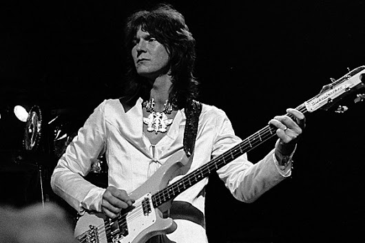 Yes Co-Founder Chris Squire Dies