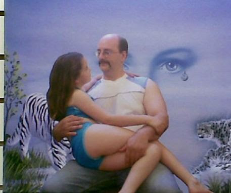 Exclusive - 20 Disturbing Father-Daughter Photos That Will