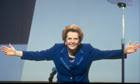 Margaret Thatcher 1990