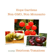 Hope Gardens Heirloom Tomatoes
