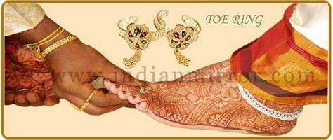 SIGNIFICANCE OF METTI OR THE TOE RING INDIANMIRROR