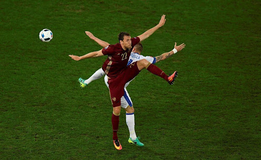 "blue moon on Twitter: ""This photo is truly a masterpiece #EURO2016 #RUSSLO """