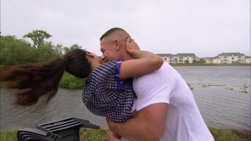 Nikki Bella rozmawia z Johnem Ceną o rodzinie