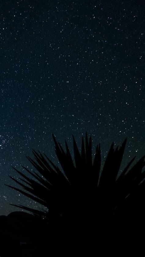 starry sky stars space wallpaper