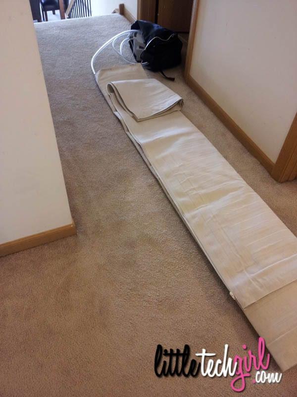 Sleep Number m7 Memory Foam Bed Review