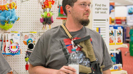 Target to Second Amendment activists: Keep your assault weapons out of our stores