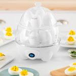 Dash Deluxe 12 Egg Cooker-White