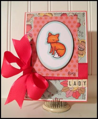 CAS foxy lady
