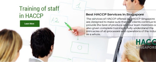 Best HACCP Services In Singapore