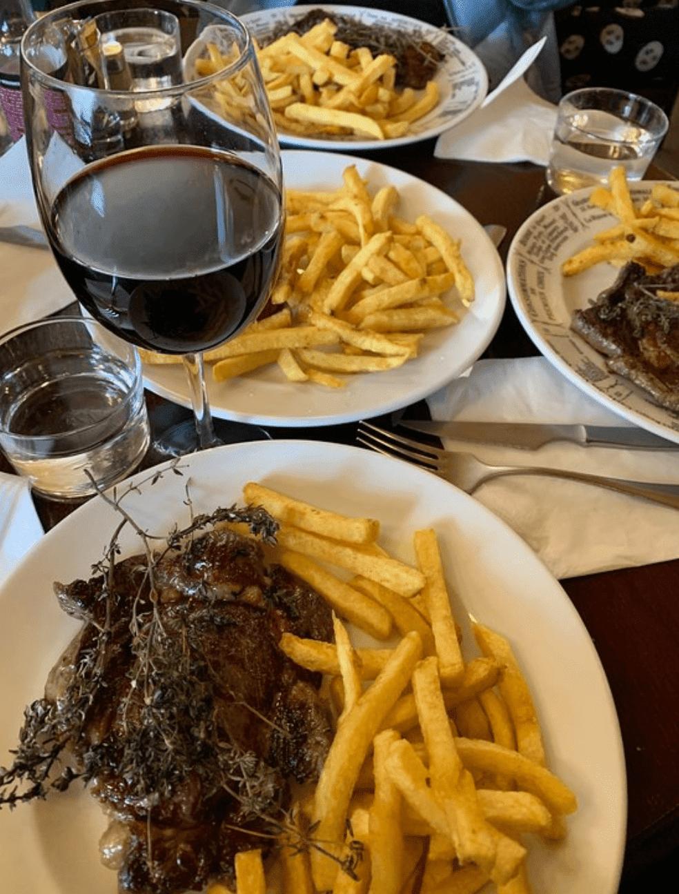 Restaurants Parisbym