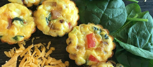 Mini Breakfast Frittatas