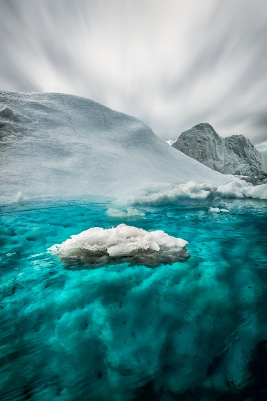 Saga of Ice is a Beautiful Chronicle of Glaciers in the Arctic