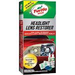 Turtle Wax Headlight Lens Restorer Kit
