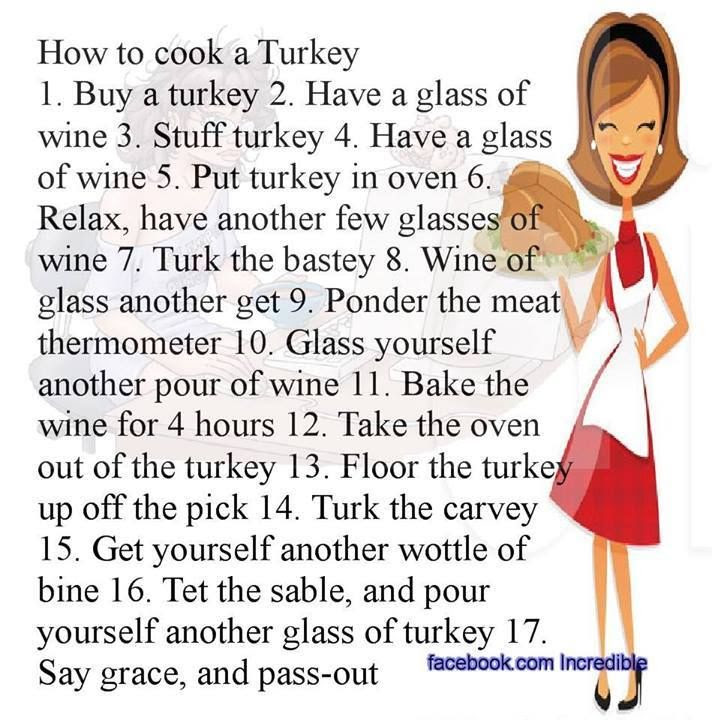 Funny Thanksgiving Quote About Cooking Pictures Photos And Images