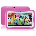 "Wopad Wopadkids-7q-pnk Kids 7"" Android Tablet, 8 Gb, Pink"