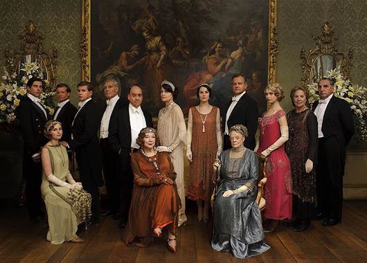 Downton Abbey, la serie tv ambientata a Highclere Castle - Lorenzo Manara