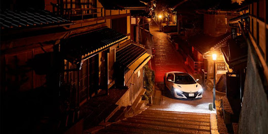 Gallery: 2017 NSX in Kyoto – Acura Connected