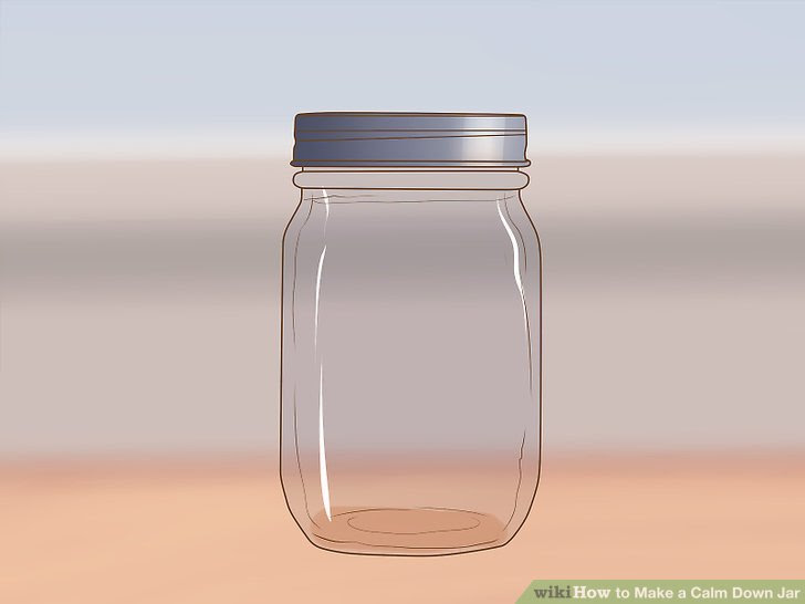 Asal Tutorial How To Make A Calm Down Jar