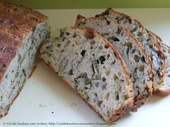 Hartige cake met Rucola en Pecorino Romana