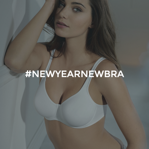 #NewYearNewBra - Give your Lingerie Drawer a 2016 revamp
