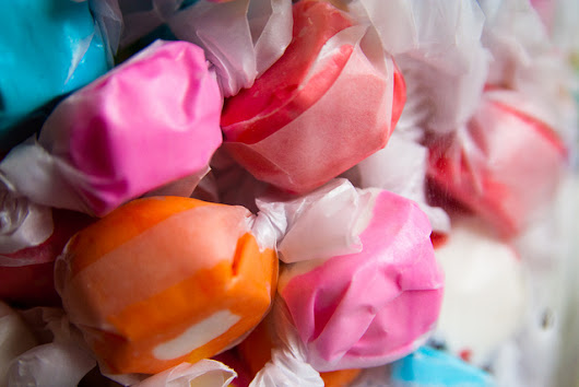 May 23rd is National Taffy Day!