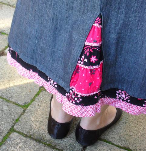 Pants Skirt