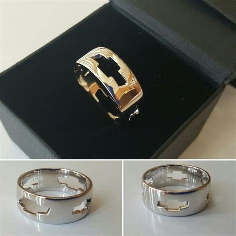 images  cool rings  pinterest coin ring