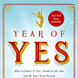 BOOK REVIEW: Year of Yes by Shonda Rhimes