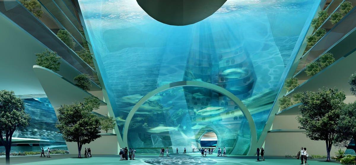 Floating City 5