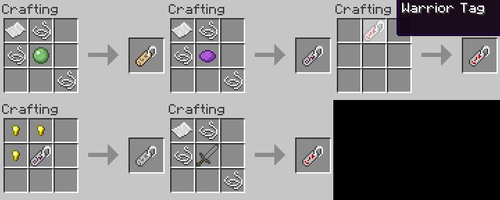 Description Tags - Mods - Minecraft - CurseForge