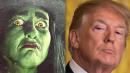 Trump Cries 'Witch Hunt' And The Jokes Just Write Themselves