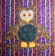 Happy Owl all finished!
